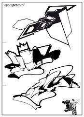 . (.parsprototo*) Tags: urban art illustration digital graffiti design graphic illustrator typo vector bielefeld vektor inck parsprototo