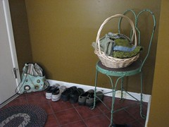 Flylady Zone 1: Entryway AFTER
