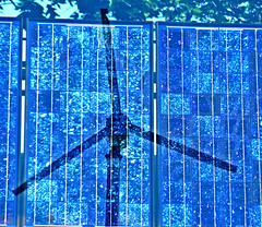 Solar windblades (tomswift46 ( Hi Res Images for Sale)) Tags: ecology solar published vermont power wind farm country panels turbine hdr blades sustainable merck supershot anawesomeshot rubyphotographer amazingeyecatcher acceleratingchangemagazine