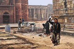 India New Delhi _D7C2003 (youngrobv) Tags: d7c2003 0812 asia india  bharat hindustan  uttarpradesh  newdelhi  minar qutb qutub qutab minaret  alaigate alaidarwaza unescoworldheritagesite nikon d700 fx 2470mmf28g solmeta n1 gps geotagged youngrobv robale