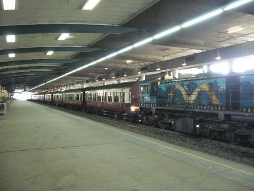 キュランダ鉄道3
