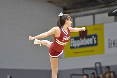 Soar Like An Eagle (MNJSports) Tags: girls men basketball dance cheerleaders pyramid jazz dragons block cheer root broncos rider yell rhythm stunt dribble acrobatic drexel layup jumpshot leonspencer jamieharris scottrodgers drexelbasketball geraldcolds tramaynehawthorne mikeringgold evanneisler kennytribbett riderbasketball bruiserflint riderspiritgroups