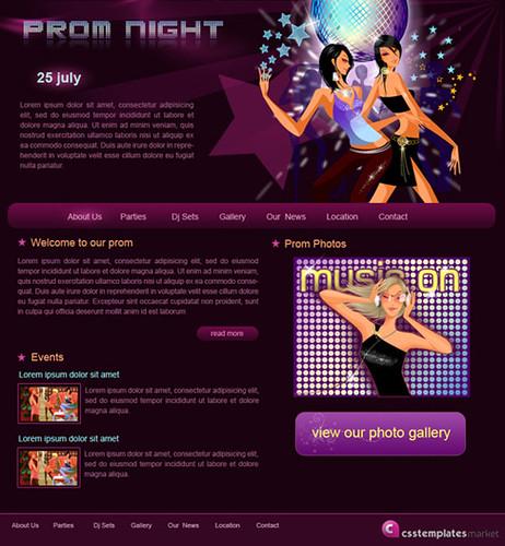 38 Free Elegant XHTML/CSS Website Templates