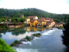 borghetto tilt and shift
