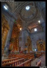 Mosteiro de San Salvador (David GP) Tags: galicia galiza ourense celanova mosteirodesansalvador kddtecendoredes38
