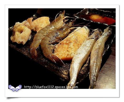 090719和樂燒肉通07_海鮮盤