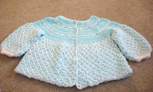 Chambritas para bebé con gancho - Imagui