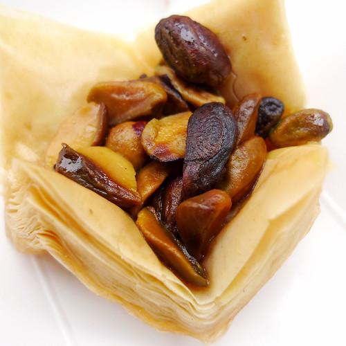 Birds Nest Pastry @Gourmet Genie To Go