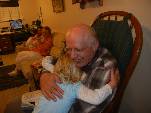 May 7 2011 Grandpa and Shanna