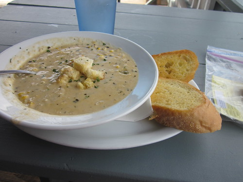 Chowder in Seabeck