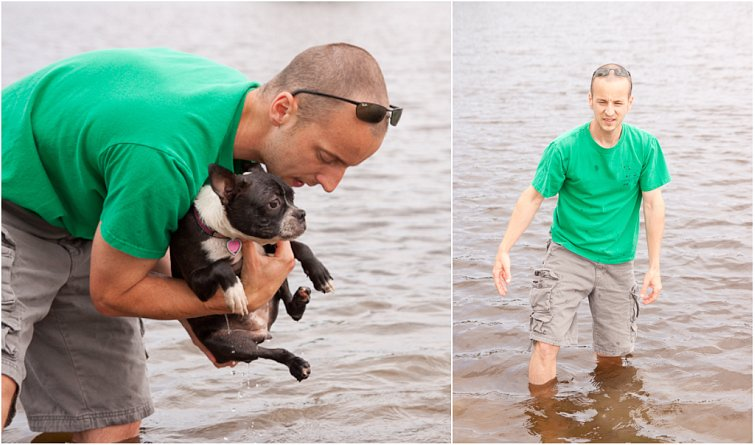 lola swims