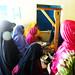 Women in the fish market in Booroma, Somaliland