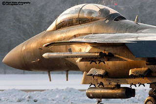 McDonnell Douglas Boeing F15E Strike Eagle 91-0320