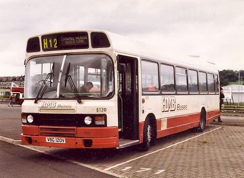 HMB Buses VBG 120V