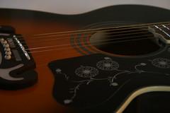 Epiphone (Damian Scott) Tags: guitar sunburst jumbo epiphone