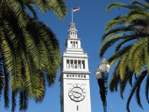 SF Ferry Building Tower