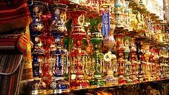 Tehran - Iran Old Bazaar-Shisha(Hookah) by paradisonoir
