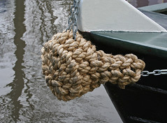 Knot by JEHill (The Big Picture 2008) Tags: geotagged boat canal birmingham knot bigpicture2008 geo:lat=52482780222078205 geo:long=1900634765625