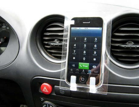 DIY Cell Phone Holder for your Car
