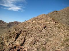 Skyline trail - Bootleg Canyon