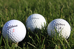 golf balls titleist