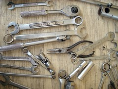 Old Tools (Svadilfari) Tags: ma massachusetts tools craftsman fleamarket wrench wrenches antiqueshow brimfieldma brimfieldfair pliars brimfieldmassachusetts brimfieldmass brimfieldantiqueandcollectibles