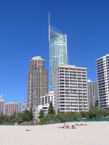 Q1 Building - Gold Coast por Andy Darmawan.