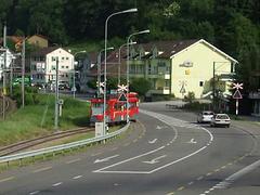 Railway Cogwheel Close-up (Kecko) Tags: railroad train geotagged schweiz switzerland video europe suisse swiss kecko ostschweiz eisenbahn railway course rack cogwheel sg svizzera 2008 bahn cog gearwheel rheineck rhw walzenhausen appenzellerbahn clipcity swissvideo geo:lat=47461809 geo:lon=9595096