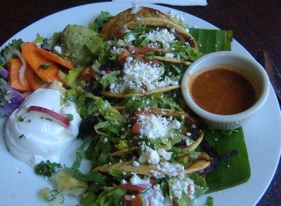 Taco Rosa - Tacos Fritos
