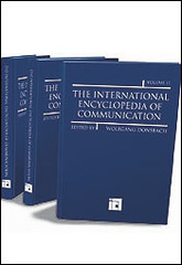 International Encyclopedia of Commmunication