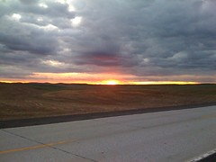 Palouse sunset (Lippy Librarian) Tags: