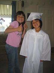 Preschool grad!