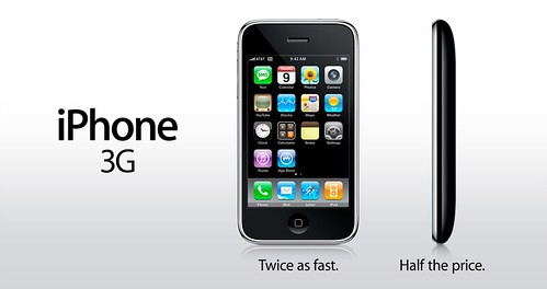 iPhone 3G Announced 2