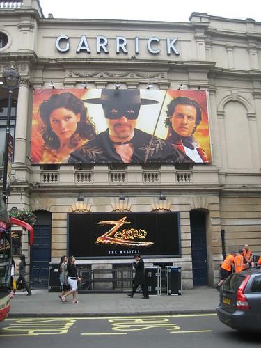 re: Zorro Reviews
