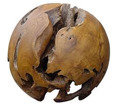 teak_balls (decorology) Tags: sculpture art ball circle interesting arty timber creative round accessories decor inspiring teak