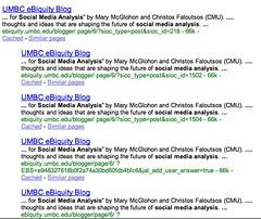 google duplicates