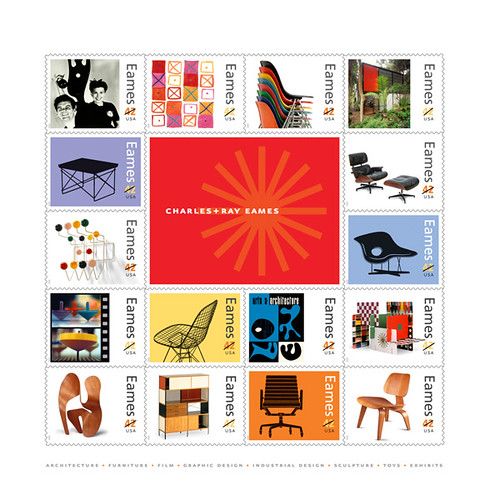 Eames Stamps!