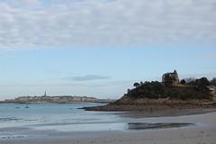 Dinard - plage - Saint-malo