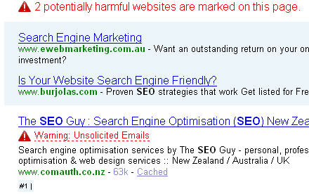 Yahoo Seo Search