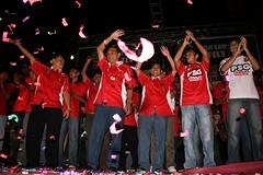 Peluncuran Tim Persiba Bantul 2008