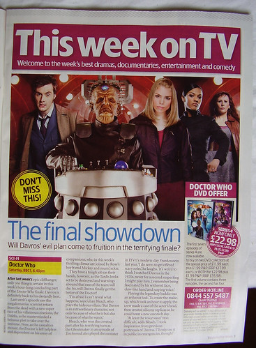 TV & Satellite Week - July 1 2008
