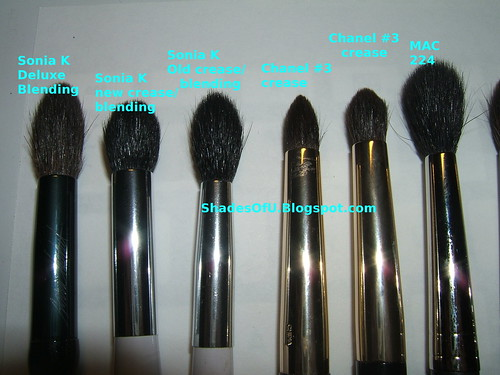 Crease Brush Makeup Brush For my Crease