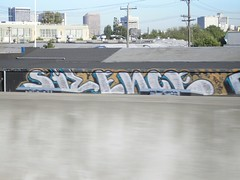 Silencer..... (NothingOwed) Tags: west graffiti oakland freeway rockers 580 silencer bth