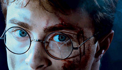 bloody Harry Potter - Harry se computa Luke Skywalker
