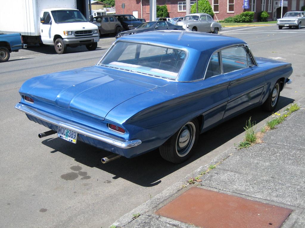 1962 Pontiac Tempest 1962 Pontiac Tempest Bumpers Alternative The Hamb