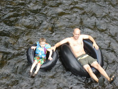 Floatin' in the Smokies