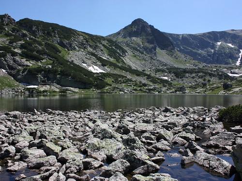 """Рибното езеро (The """"Fish Lake"""")"""