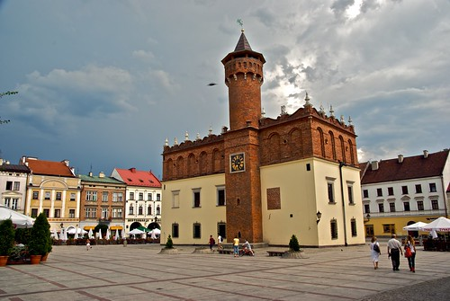 Main Square, Tarnow