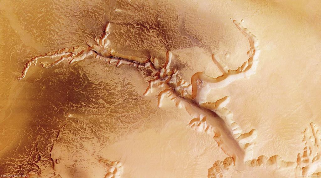 Mars Express - Mission autour de Mars 2668752302_cc774dae88_b