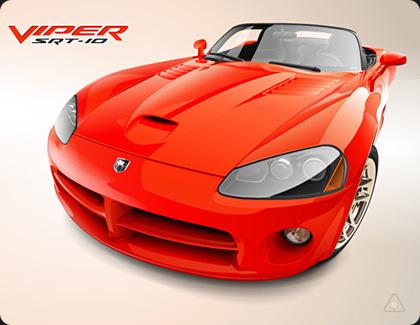 Vector Cars - Viper